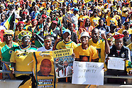 ANC General Election Rally, Johannesburg, South Africa