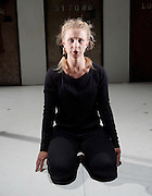 Burning Doors<br /> Belarus Free Theatre at The Soho Theatre, London, Great Britain <br /> press photocall <br /> 1st September 2016 <br /> <br /> Maria Alyokhina<br /> <br /> <br /> <br /> Photograph by Elliott Franks <br /> Image licensed to Elliott Franks Photography Services