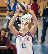 Volleyball Cegep St Laurent Feb 13