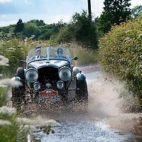 Car 5 Stuart Anderson / Nicky Staniforth