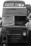 Hippy Double Decker, Forest Fayre, 22nd of May 1994.