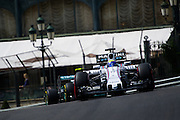 May 20-24, 2015: Monaco F1: Felipe Massa (BRA), Williams Martini Racing