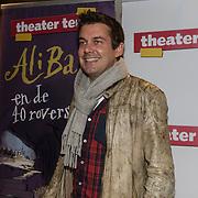 NLD/Amsterdam/20150116 - Premiere 'Ali Baba en de 40 rovers , Ruben Nicolai