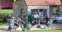 ALKMAA - Golfbaan Sluispolder, hole  , FOTO KOEN SUYK