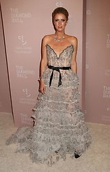 September 13, 2018 - New York City, New York, U.S. - NICKY HILTON attends Rihanna's 4th Annual Diamond Ball held at Cipriani Wall Street. (Credit Image: © Nancy Kaszerman/ZUMA Wire)