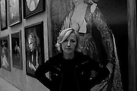 Cindy Sherman,an American photographer and film director, best known for her conceptual portraits. Sherman currently lives and works in New York City.