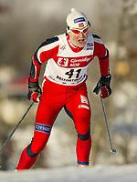 Langrenn, 22. november 2003, Verdenscup Beitostølen,  Tore Ruud Hofstad, Norge