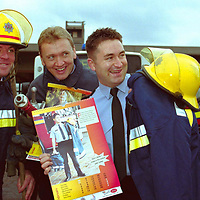 Firefighters Calandar...18.10.99.<br />