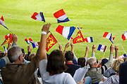 Publiek Frankrijk<br /> FEI European Championships Aachen 2015<br /> © DigiShots