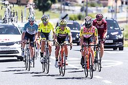 10.07.2019, Radstadt, AUT, Ö-Tour, Österreich Radrundfahrt, 4. Etappe, von Radstadt nach Fuscher Törl (103,5 km), im Bild Spitzengruppe, Georg Zimmermann (Tirol KTM Cycling Team, GER) // Spitzengruppe, Georg Zimmermann (Tirol KTM Cycling Team, GER) during 4th stage from Radstadt to Fuscher Törl (103,5 km) of the 2019 Tour of Austria. Radstadt, Austria on 2019/07/10. EXPA Pictures © 2019, PhotoCredit: EXPA/ JFK