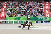 Anna Merveldt - Vancouver<br /> Alltech FEI World Equestrian Games™ 2014 - Normandy, France.<br /> © DigiShots