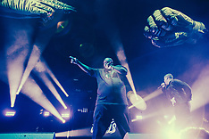 Run The Jewels - Bill Graham Civic Auditorium - 7/22/17