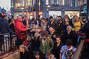 Oxford Circus tube London, 22 February 2019