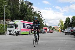 Xabier Zandio Echaide of Team SKY before press conference of cycling race Po Sloveniji - Tour de Slovenie 2015 on June 15, 2016 in Hotel Jama, Postojna, Slovenia. Photo by Morgan Kristan / Sportida