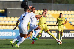 July 17, 2018 - Villareal, Castellon, Spain - Samu Castillejo of Villarreal CF during the friendly match between Villarreal CF and Hercules at Ciudad Deportiva of Miralcamp on July 17, 2018 in Vila-real, Spain  (Credit Image: © Maria Jose Segovia/NurPhoto via ZUMA Press)