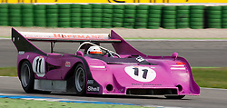 16.04.2010, Hockenheimring, Hockenheim, Hockenheim Historic, Orwell Supersports Cup, im Bild von links, Peter Hoffman, McLaren M8F,EXPA Pictures © 2010, PhotoCredit: EXPA/ A. Neis / SPORTIDA PHOTO AGENCY