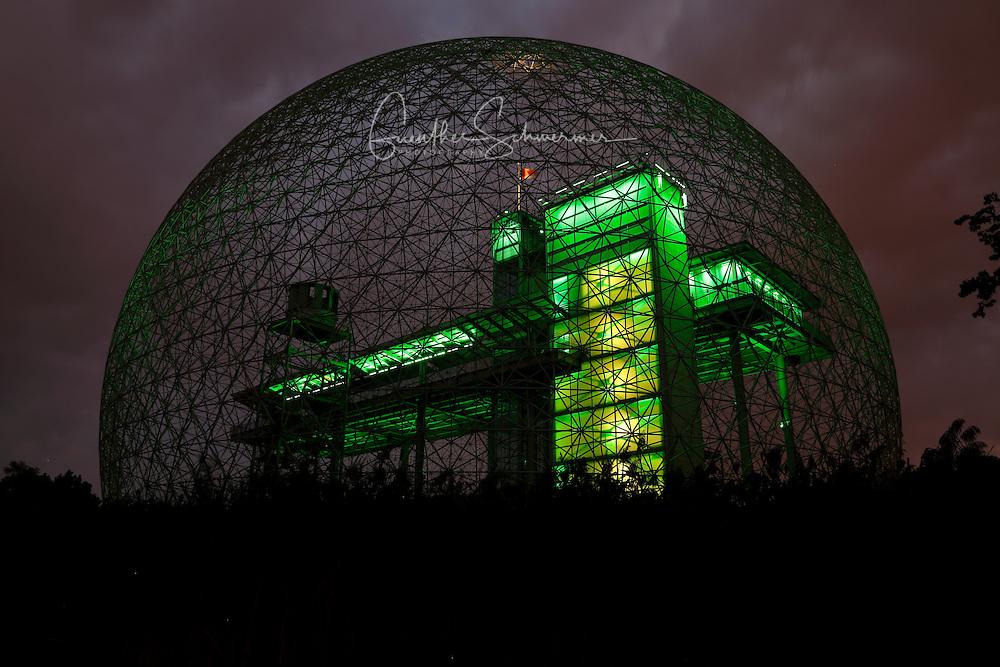 Biosphere, Montreal, Quebec, Canada