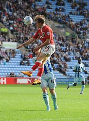 Bristol City's Luke Freeman beds towards goal  - Photo mandatory by-line: Joe Meredith/JMP - Mobile: 07966 386802 - 18/10/2014 - SPORT - Football - Coventry - Ricoh Arena - Bristol City v Coventry City - Sky Bet League One