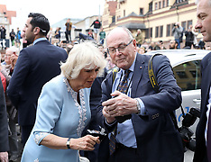 The Prince of Wales visit to Germany - 08 May 2019