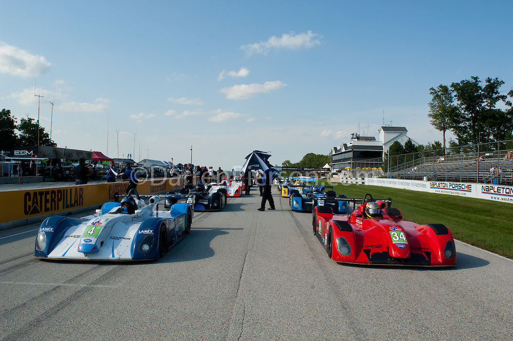 Race #1 Starting Grid