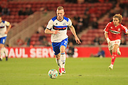 Stephen Dooley during the second round of the Carabao EFL Cup match between Middlesbrough and Rochdale at the Riverside Stadium, Middlesbrough, England on 28 August 2018.