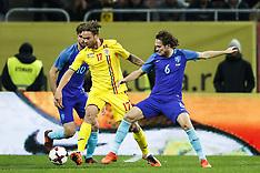 Romania v  The Netherlands - 14 November 2017