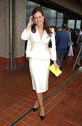 LADY ROSE INNES-KER daughter of the 10th Duke of Roxburghe  at the 4th dfay of the 2005 Glorious Goodwood horseracing festival at Goodwood Racecourse, West Sussex on 29th July 2005.    <br /><br />NON EXCLUSIVE - WORLD RIGHTS