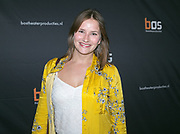 2017-10-16. Stadsschouwburg Utrecht. Premiere van Nieuwe Familie. Op de foto: Barbara Sloesen.