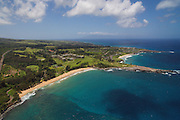 Fleming Beach, Ritz Carlton <br /> Kapalua Resort, Maui, Hawaii