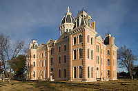 Presidio County Courthouse, Marfa, Texas.