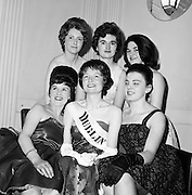 "The ""Rose of Tralee"" Competition, The Dublin Winner is Eileen McMahan..21.04.1961"