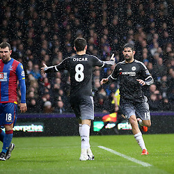 Crystal Palace v Chelsea | Premier League | 3 January 2016