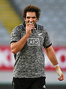 Sam Whitelock, <br /> All Blacks training session at Eden Park ahead of the upcoming test series against France. Auckland, New Zealand. Thursday 7 June 2018. © Copyright photo: Andrew Cornaga / www.Photosport.nz