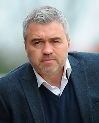 Cheltenham Town Manager, Russell Milton - Photo mandatory by-line: Nizaam Jones - Mobile: 07966 386802 - 28/02/2015 - SPORT - Football - Cheltenham- Whaddon Road - Cheltenham Town v Tranmere Rovers - Sky Bet League Two