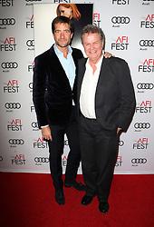 Kris Thykier, John Madden bei der Premiere von Miss Sloane in Los Angeles<br /> <br /> / 111116<br /> <br /> <br /> ***Premiere von Miss Sloane in Los Angeles on november 11, 2016***