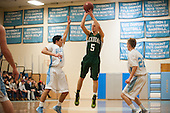 St. Johsbury vs. South Burlington Boys Basketball 02/03/15