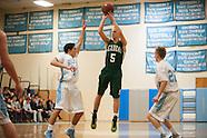 St. Johsbury vs. South Burlington Boys Basketball 02/03/15