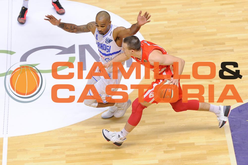 Avramovic Aleksa<br /> Enel Brindisi, Openjobmetis Varese<br /> Lega Basket Serie A 2016/2017<br /> Brindisi, 26/02//2017<br /> Foto Ciamillo-Castoria