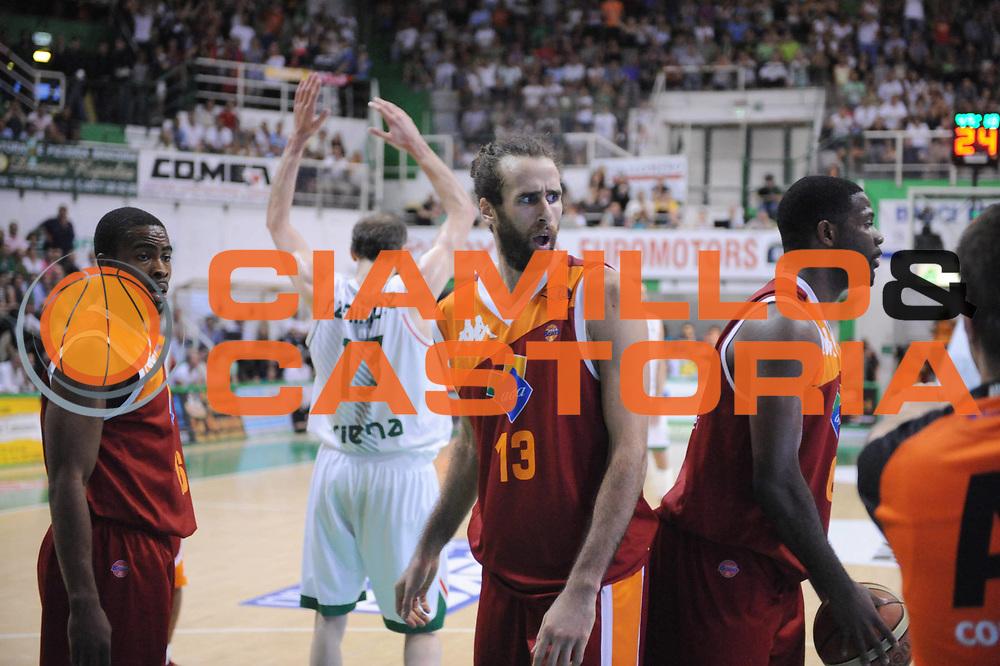 DESCRIZIONE : Roma Lega A 2012-2013 Montepaschi Siena Acea Roma playoff finale gara 3<br /> GIOCATORE : Luigi Datome<br /> CATEGORIA : Delusione Curiosita<br /> SQUADRA : Acea Roma<br /> EVENTO : Campionato Lega A 2012-2013 playoff finale gara 3<br /> GARA : Montepaschi Siena Acea Roma<br /> DATA : 15/06/2013<br /> SPORT : Pallacanestro <br /> AUTORE : Agenzia Ciamillo-Castoria/Max.Ceretti<br /> Galleria : Lega Basket A 2012-2013  <br /> Fotonotizia : Siena Lega A 2012-2013 Montepaschi Siena Acea Roma playoff finale gara 3<br /> Predefinita :