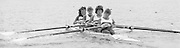 Nottingham. United Kingdom. <br /> GBR LW4-. Lin CLARK, A FORBES, G HODGES and Judith BURNE.<br /> Nottingham International Regatta, National Water Sport Centre, Holme Pierrepont. England<br /> <br /> 31.05.1986 to 01.06.1986<br /> <br /> [Mandatory Credit: Peter SPURRIER/Intersport images] 1986 Nottingham International Regatta, Nottingham. UK