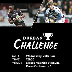 27,06,2018 Media Launch Invite - Durban Challenge