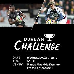 27,06,2018 Media Launch Invite - Durban Challenge