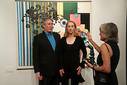 BETSY HANLEY; MIKE HANLEY; MARY HILLIARD, Galen and Hilary Weston host the opening of Beatriz Milhazes Screenprints. Curated by Iwona Blazwick. The Gallery, Windsor, Vero Beach, Florida. Miami Art Basel 2011