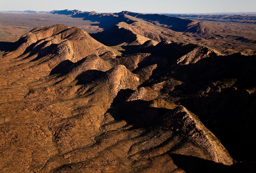The West MacDonnell Ranges, Central Australia