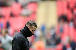 Toby Alderweireld of Tottenham Hotspur during the warm up - Mandatory by-line: Arron Gent/JMP - 10/02/2019 - FOOTBALL - Wembley Stadium - London, England - Tottenham Hotspur v Leicester City - Premier League
