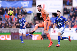 March 9, 2019 - Strasbourg, France - 29 LUCAS TOUSART  (Credit Image: © Panoramic via ZUMA Press)