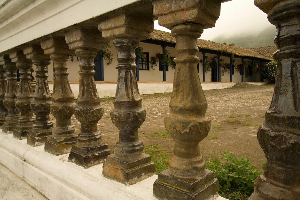 Equador; Zuleta; hacienda