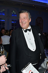 STEPHEN FRY at the Gift of Life Gala Ball celebrating the Russian Old new Year's Eve in aid of the Gift of Life foundation held at The Savoy, London on 13th January 2015.