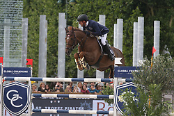 Delestre Simon, FRA, Hermes Ryan<br /> Global Champions League- Paris Eiffel 2017<br /> © Hippo Foto - Dirk Caremans<br /> 01/07/17