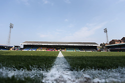 A general view - Mandatory by-line: Arron Gent/JMP - 30/03/2019 - FOOTBALL - Roots Hall - Southend-on-Sea, England - Southend United v Shrewsbury Town - Sky Bet League One